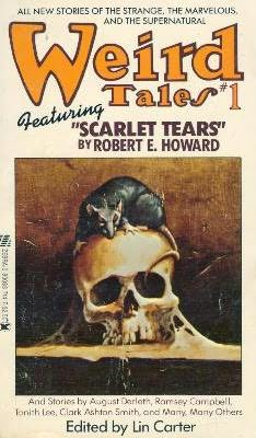 book cover of Weird Tales 1