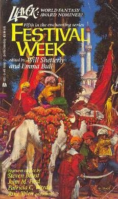 book cover of Festival Week