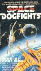 book cover of Space Dogfights