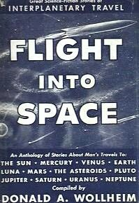 book cover of Flight Into Space
