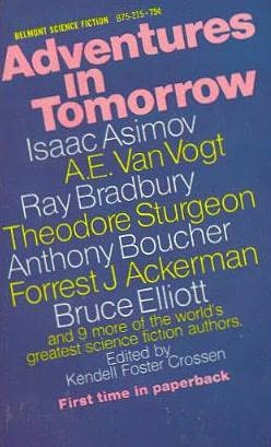book cover of Adventures in Tomorrow
