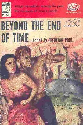 book cover of Beyond the End of Time