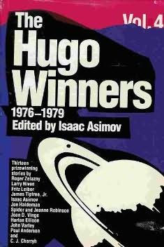 book cover of The Hugo Winners, Volume 4