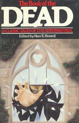 book cover of The Book of the Dead