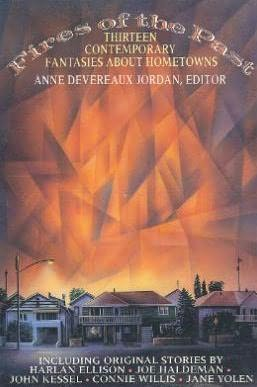 book cover of Fires of the Past