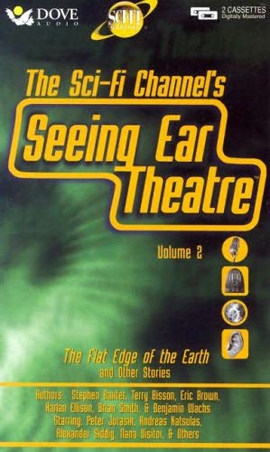 book cover of The Flat Edge of the Earth