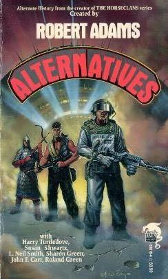 book cover of Alternatives