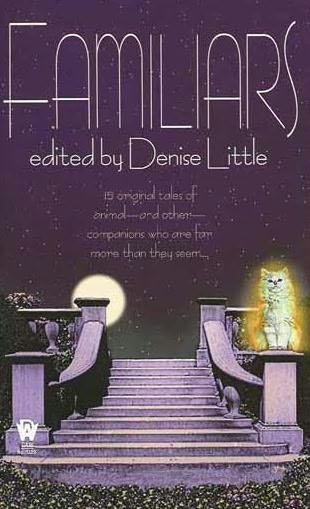 book cover of Familiars