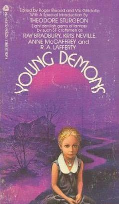 book cover of Young Demons