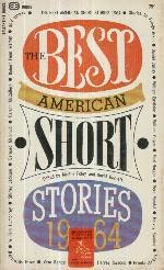 book cover of The Best American Short Stories 1964