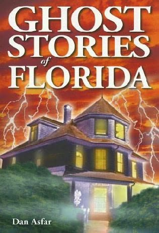 book cover of Ghost Stories of Florida