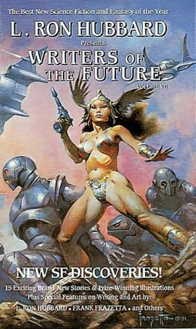 book cover of L Ron Hubbard Presents Writers of the Future Volume VII