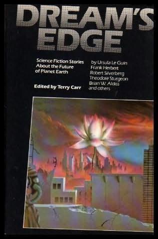 book cover of Dream\'s Edge