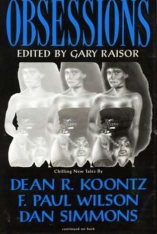 book cover of Obsessions