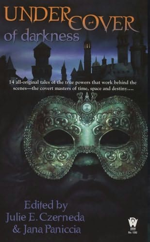 book cover of Under Cover of Darkness