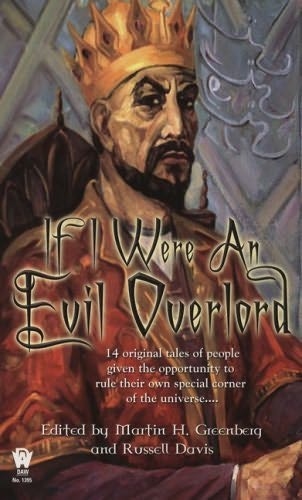 book cover of If I Were an Evil Overlord