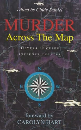 book cover of Murder Across the Map