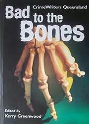 book cover of Bad to the Bones