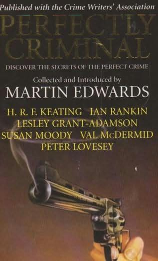 book cover of Perfectly Criminal