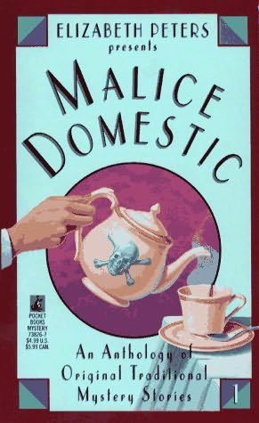 book cover of Malice Domestic 1