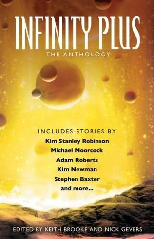 book cover of Infinity Plus