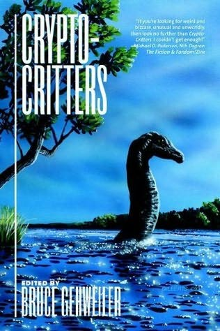 book cover of Crypto-Critters