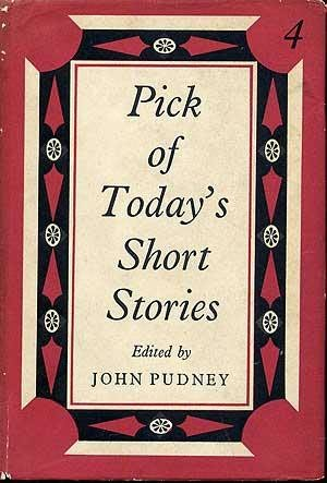 book cover of Pick of Today\'s Short Stories 4