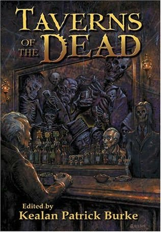 book cover of Taverns of the Dead
