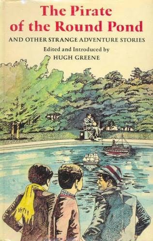 book cover of The Pirate of the Round Pond