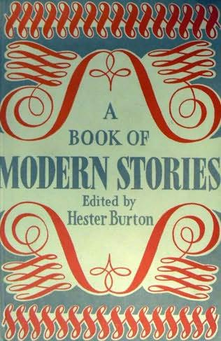 book cover of A Book of Modern Stories
