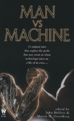 book cover of Man Vs Machine