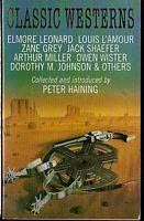 book cover of Classic Westerns