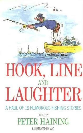 book cover of Hook, Line and Laughter