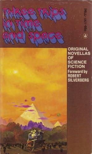 book cover of Three Trips in Time and Space