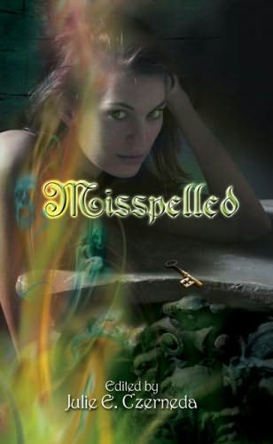 book cover of Misspelled