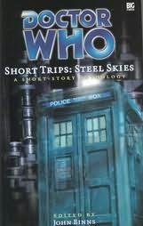 book cover of Steel Skies