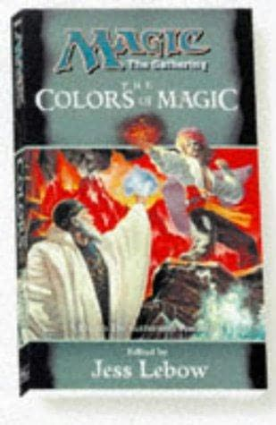 book cover of The Colors of Magic