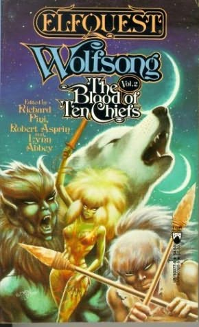 book cover of Wolfsong