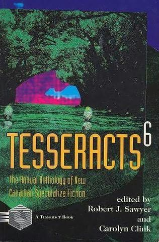 book cover of Tesseracts 6