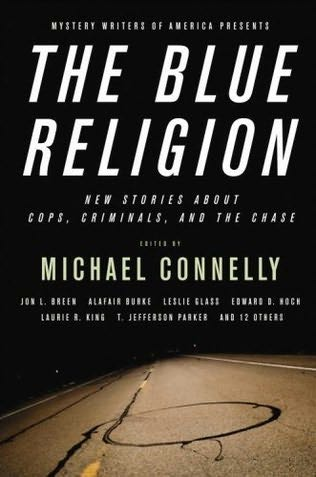 book cover of The Blue Religion