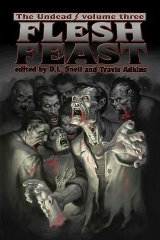 book cover of Flesh Feast