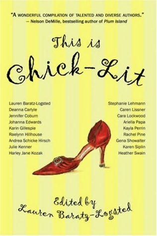book cover of This Is Chick-lit