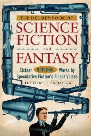 book cover of The Del Rey Book of Science Fiction and Fantasy