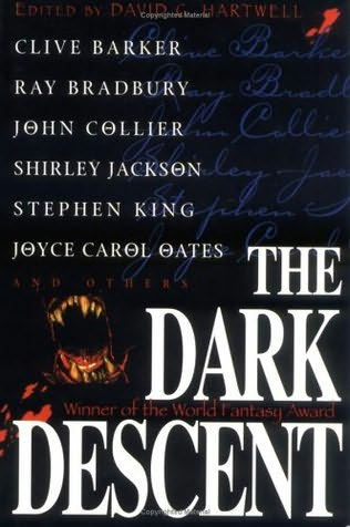 book cover of The Dark Descent