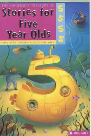 book cover of The Kingfisher Treasury of Stories for Five Year Olds