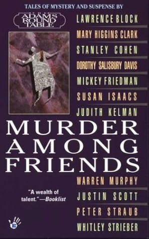 book cover of Murder Among Friends