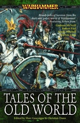 book cover of Tales of the Old World