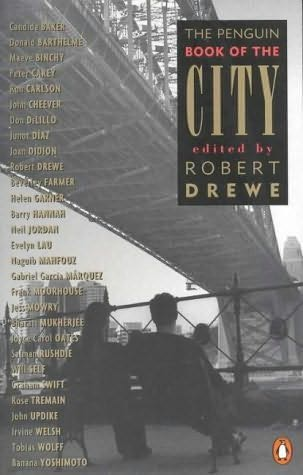 book cover of The Penguin Book of the City
