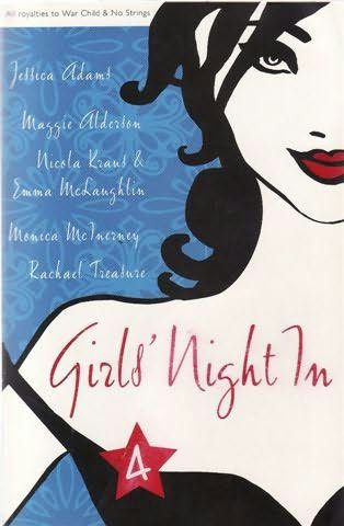 book cover of Girls\' Night In