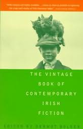 book cover of The Vintage Book of Contemporary Irish Fiction